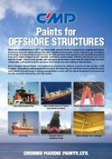 Paint for Offshore Structuress