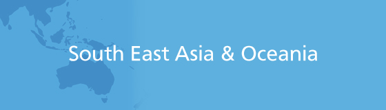 South East Asia & oceania_